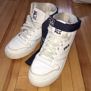 Fila hightops